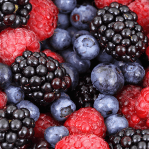 berries are good for diets for bad breath